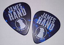 James Hand Guitar Pics
